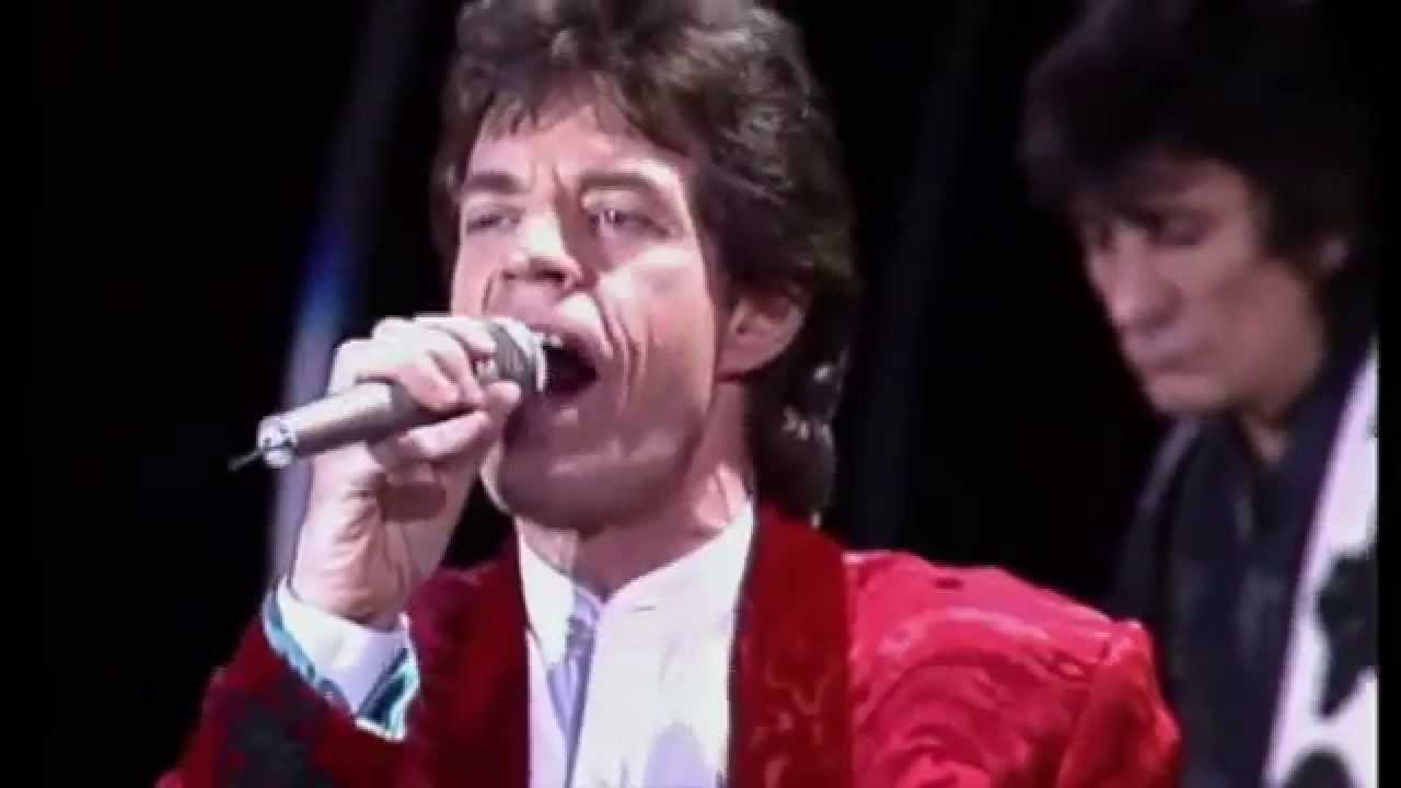 Rolling Stones Paint It Black Youtube Live