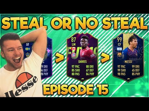 FIFA 19: STEAL OR NO STEAL #15