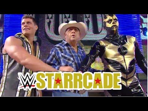 CODY RHODES WWE Starrcade 2017 RETURN Michael Hayes Invites Cody Rhodes Team With Goldust WWE News