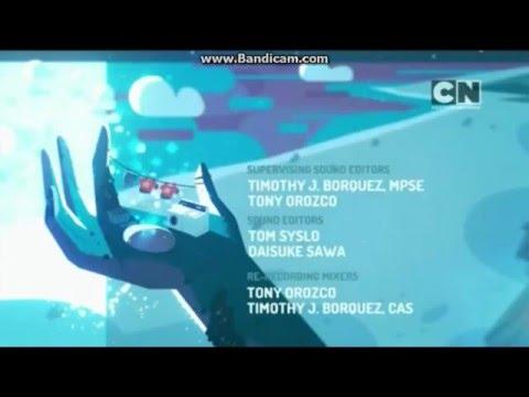 Steven Universe - Nederlandse aftiteling / Dutch ending credits