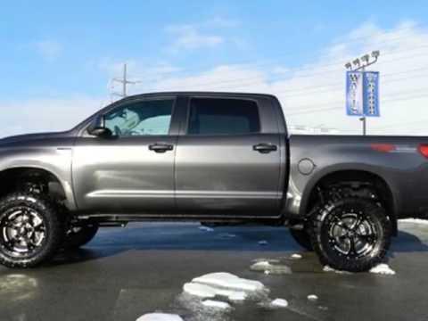 2013 toyota tundra 4wd truck crewmax truck american fork ut youtube. Black Bedroom Furniture Sets. Home Design Ideas