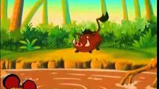 Timon and Pumba - Boary Glory Days