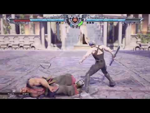 SoulCalibur 6 Samurai SHODOWN DLC |