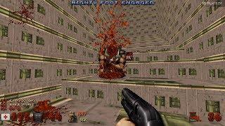 Duke Nukem 3D: Massacre [User Map, with Brutal Duke Mod]