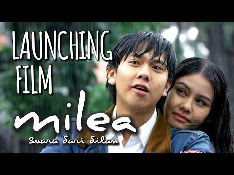 Lounching Film Milea | Suara Dari Dilan 13 Februari 2020 Di Bioskop