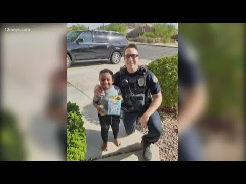Sylvia Chacon - 5 Year Old Calls 911 to order a Happy Meal!!
