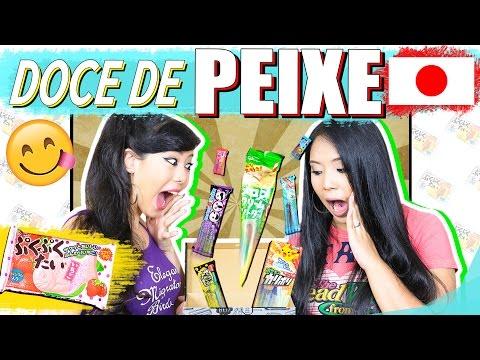 DOCE DE PEIXE? EXPERIMENTANDO DOCES DO JAPÃO   Blog das irmãs