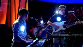 Metronomy   The Look Live Jools Holland 2011