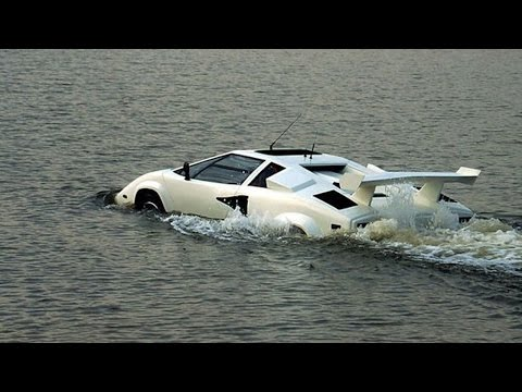11 Cars You Wont Believe Exist