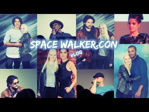 THE 100 |  DAY 1 - Space Walkers Con
