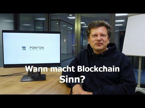 Wie findet man einen Business Case für die Blockchain?
