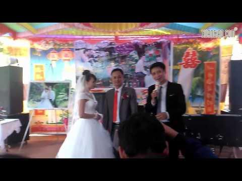 MC Đám cưới rất bá đạo và hài hước
