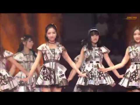 SNH48 Team SII【亞洲強音盛典】 特別M Countdown in China 心的旅程 馬尾與髮圈 生命之風