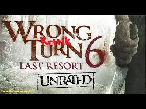 Download Wrong Turn 6 - Last Resort - Kritik