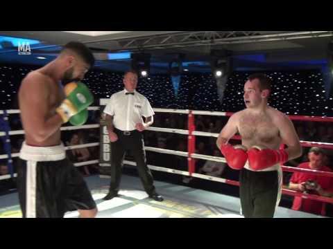 GBBU DYNAMITE, Aaron Sandhu vs Anthony Clarke