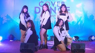 170729 SHABAKAEW(ชบาแก้ว) cover KARA - Jumping + Lupin + Step @ Belle Cover Dance Contest 2017