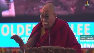 Dalai Lama-Mensaje de Año Nuevo 2018