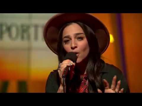 Alisan Porter live performance on Good Day LA