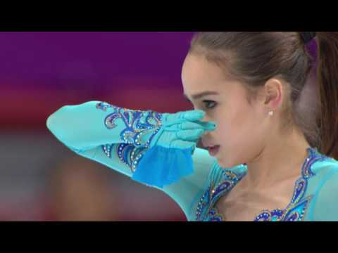 2016 ISU Junior Grand Prix Final - Marseille - Ladies Short Program - Alina ZAGITOVA RUS