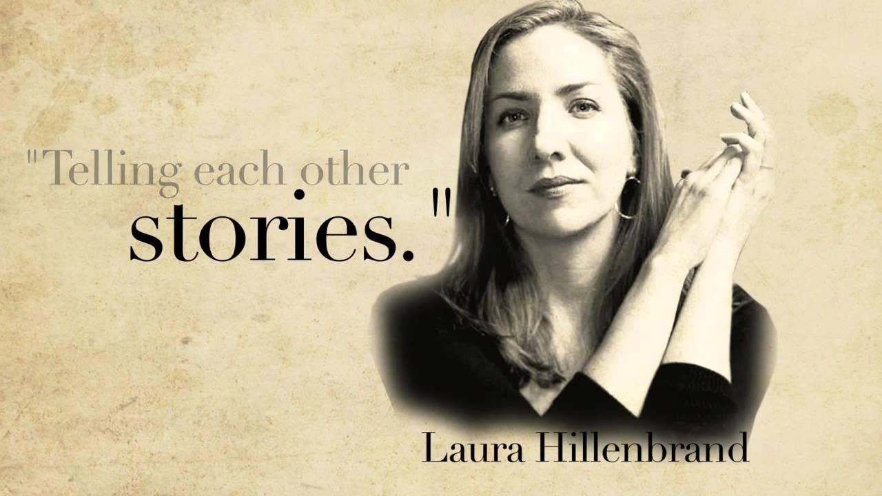 laura hillenbrand interview
