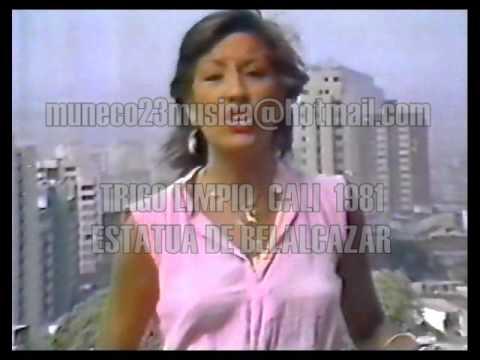 TRIGO LIMPIO - TE QUIERO  PARA MI   1981  CALI