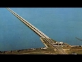 The Lake Pontchartrain Causeway | World's longest Bridge - Mega Structure | National Geogr|1080 HD