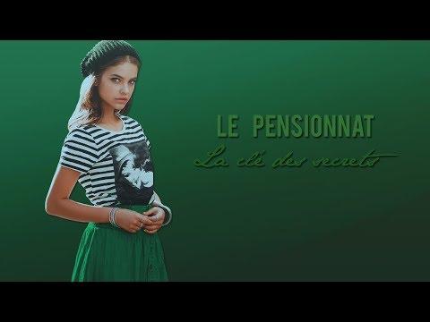 Le pensionnat - La clé des secrets ( Wattpad Trailer French )