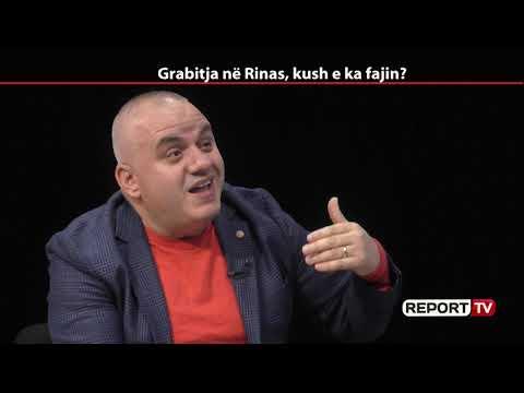 Artan Hoxha në Repolitix: Autorët e grabitjes hapën zjarr të parët