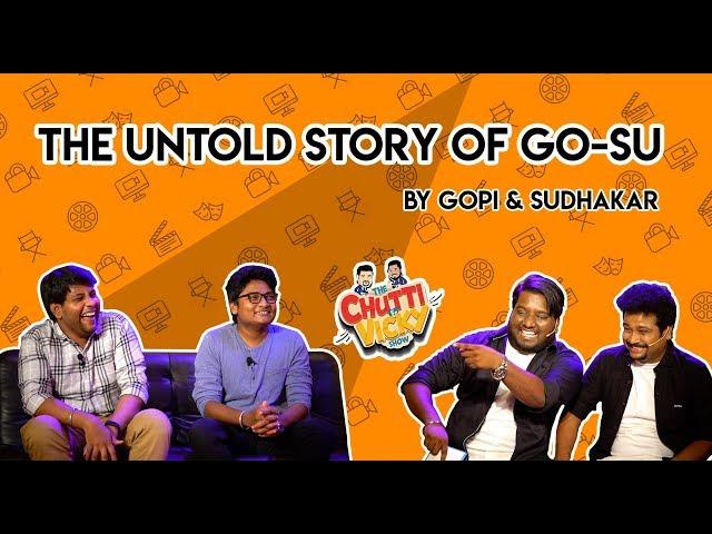 The Untold Story Of GO-SU | Chutti-Vicky | Blacksheep