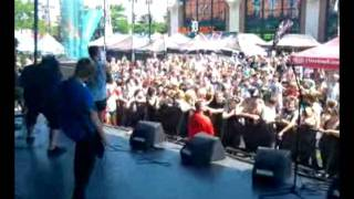 "Of Virtue - ""...Is Moving On"" and ""The Feat of Man"" (Vans Warped Tour 2011) [Detroit]"