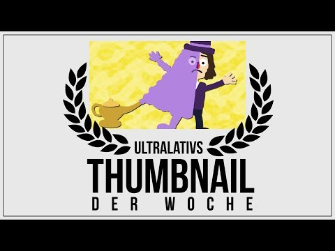 Kinderleichte Thumbnails – Thumbnail der Woche
