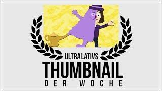 Kinderleichte Thumbnails - Thumbnail der Woche