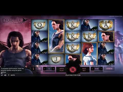 Dracula игровые автоматы казино i играть на русском языке