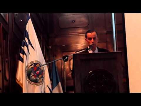 Discurso Jacobo Árbenz Vilanova MUSAC 24/10/14