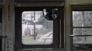 熊本电铁八景水谷-堀川运行视频