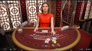 Live Dealer Casino Blackjack Big Bets VIP Tables