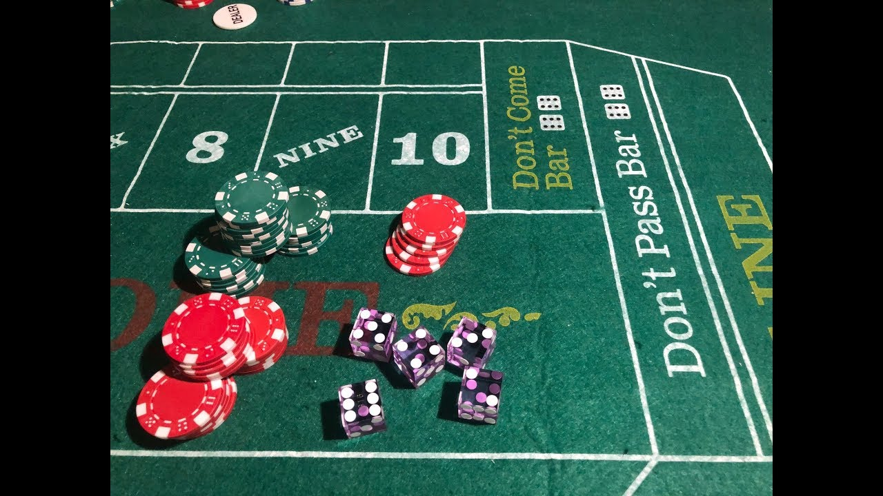 Craps Strategies That Work