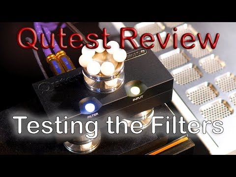 Chord Qutest Review How Incisive Is This HiFi Dac - Looking At The Different Filters #2
