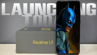 Realme U1 all Feature in Hindi.....2019