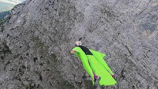 Monte Agner Wingsuit Base