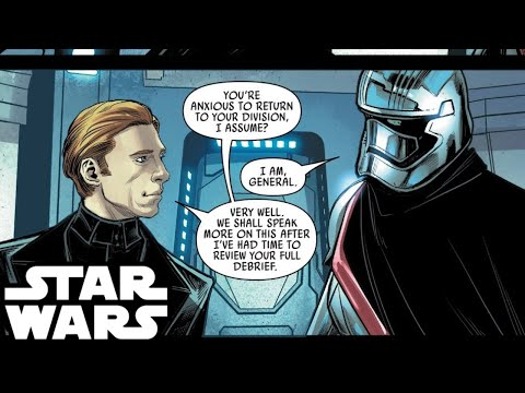 Star Wars: Captain Phasma | Voice Dubbed Comic  2/2