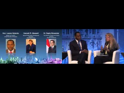IHIF2014 D3 Tourism Ministers Talk Business