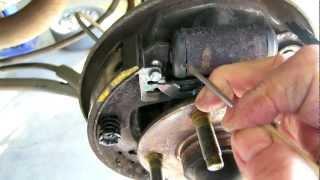 Wheel Cylinder Check