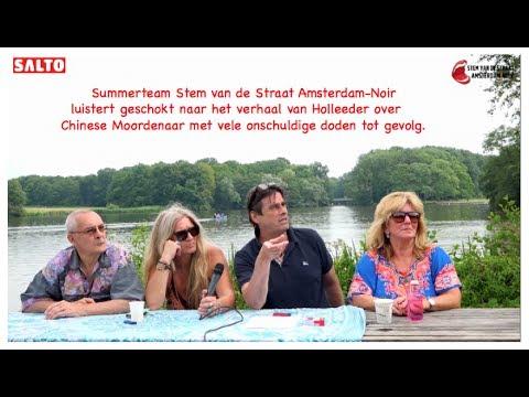 Holleeder vertelt Brown over Chinese Moordenaar in het Amsterdams Bos. SvdS afl 24