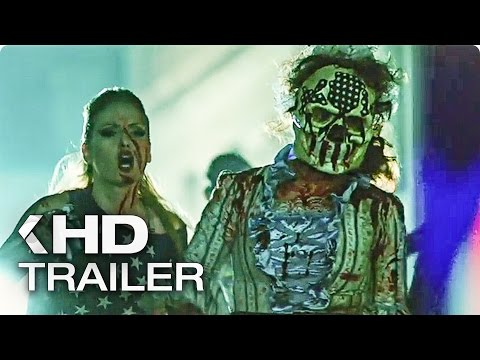THE PURGE 3 Election Year Trailer 2 (2016)