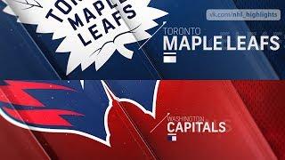 Toronto Maple Leafs vs Washington Capitals Oct 13, 2018 HIGHLIGHTS HD