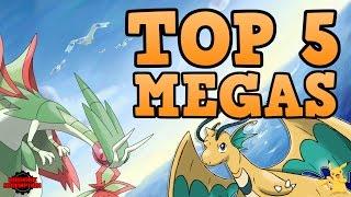 Video Top 5 Pokemon that NEED Mega Evolutions! (Mega Flygon, Arcanine, Tauros & More) download MP3, 3GP, MP4, WEBM, AVI, FLV September 2018