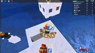 roblox 1 part Flood Survival Waves ,s Roksanek2004