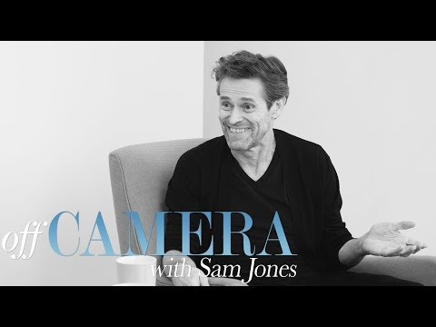Willem Dafoe Finds Freedom In Structure