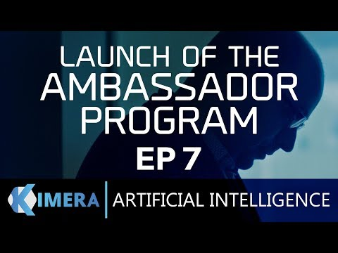"""Ambassador Program"" - EPISODE 7 - An ICO Documentary - Kimera 
